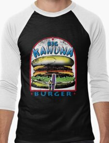 Classic Big Kahuna Burger Men's Baseball ¾ T-Shirt