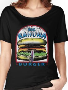 Classic Big Kahuna Burger Women's Relaxed Fit T-Shirt