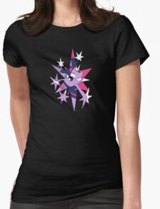 TwiStar Womens Fitted T-Shirt