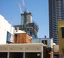 Patchwork Perth by robertemerald