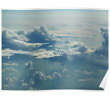 Fairytale Skies Sixteen Poster