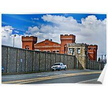 Do Stone Walls a Prison Make? Poster