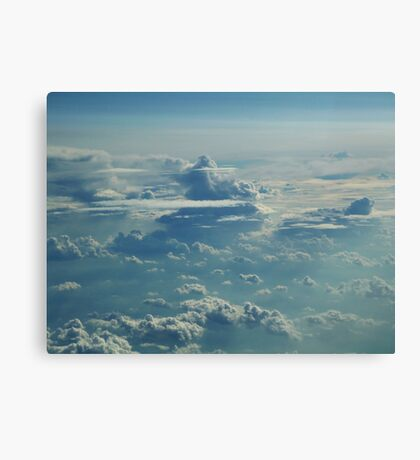 Fairytale Skies Seventeen Canvas Print