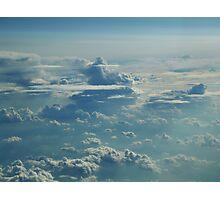 Fairytale Skies Seventeen Photographic Print