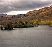 Rydal Water by Tom Gomez