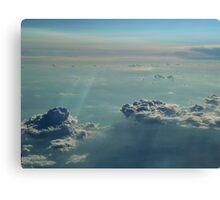 Fairytale Skies Nineteen Canvas Print