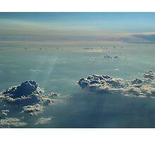 Fairytale Skies Nineteen Photographic Print
