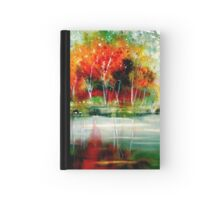 The Summer Knows... Hardcover Journal