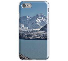 Tasman Lake and Glacier iPhone Case/Skin