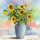 Sunflowers by Scot Howden