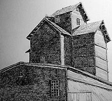 Triple Grain by K. A.  Cooper