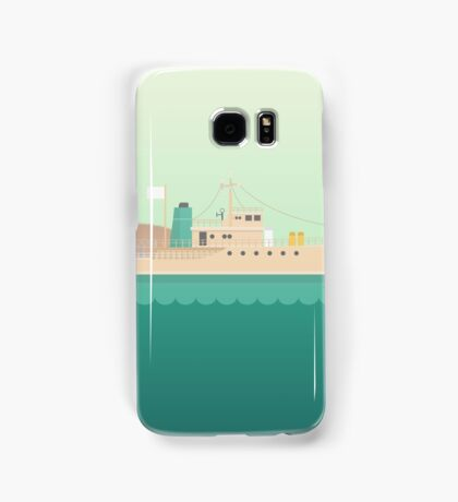 The Life Aquatic with Steve Zissou Poster Print Samsung Galaxy Case/Skin