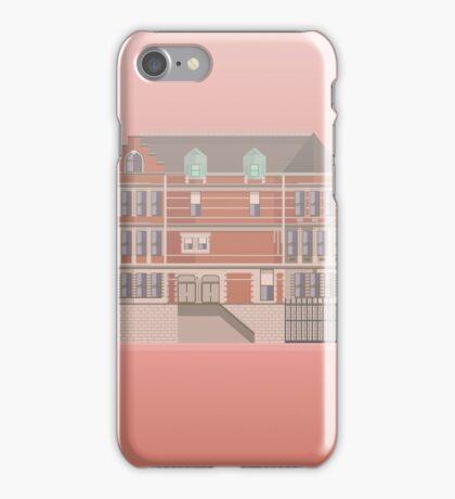 The Royal Tenenbaums Minimal Poster Print iPhone Case/Skin