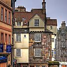 John Knox's House by Tom Gomez