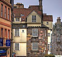 John Knox's House by Tom Gomez