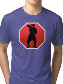 Stop! Hammer Time! Tri-blend T-Shirt