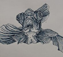 Googly Fish! by MegJay