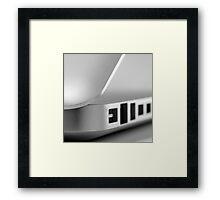I'm a MAC  Framed Print
