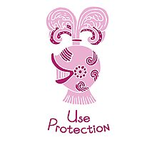 Use Protection Photographic Print