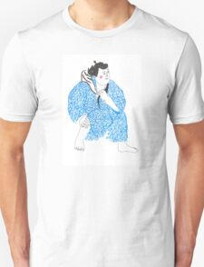 Samurai Chubby T-Shirt