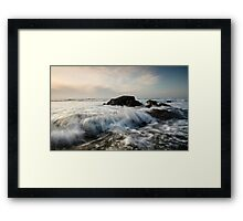 Kennack Sands Framed Print