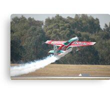 VH-PIP Take-off, Albury Airshow, Australia 2008 Canvas Print