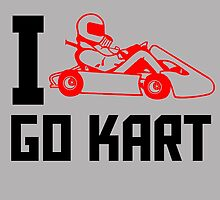 I GO KART by fancytees