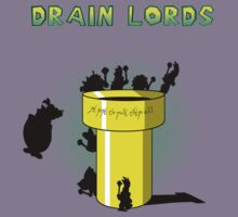 Lords Of The Drain  Kids Tee