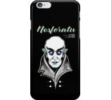 Nosferatu the Vampire iPhone Case/Skin