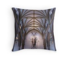 Blackburn Cathedral Throw Pillow