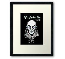 Nosferatu the Vampire Framed Print