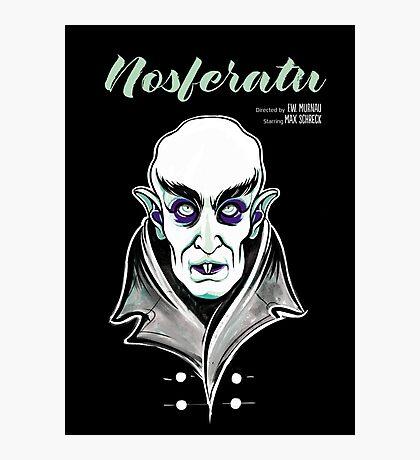 Nosferatu the Vampire Photographic Print