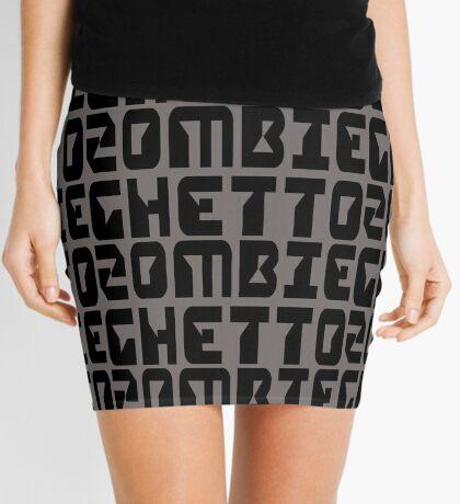 ZOMBIE GHETTO by Zombie Ghetto Mini Skirt