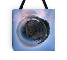 Moville Shoreline, Lough Foyle, at Dusk, Donegal Tote Bag