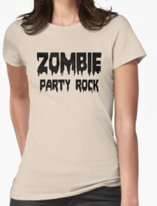 ZOMBIE PARTY ROCK by Zombie Ghetto T-Shirt