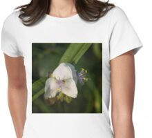 Tiny Little Wasp Womens Fitted T-Shirt