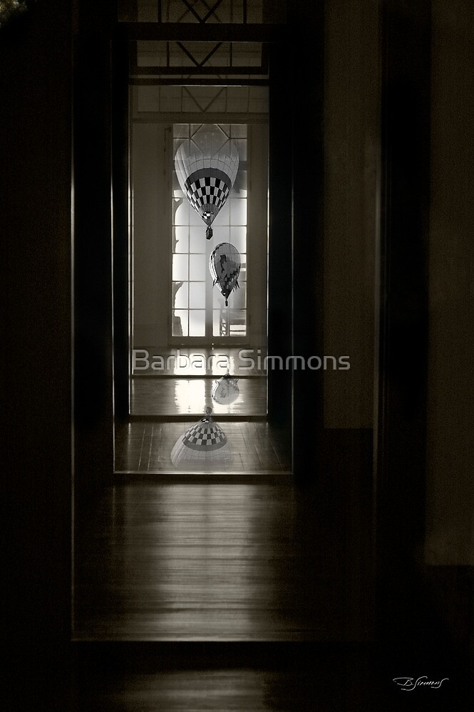 """'At the End of the Hall"""" by Barbara Simmons"""