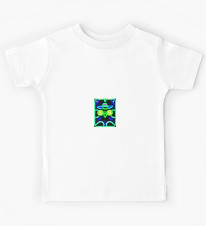 Concentrating On Making The Green Kids Tee