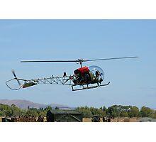 Sioux Chopper  Photographic Print