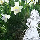 Alice and the Talking Flowers by SusanSanford