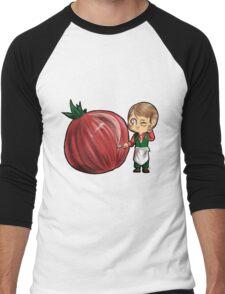 Hannibal vegetables - Onion Men's Baseball ¾ T-Shirt