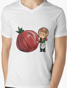 Hannibal vegetables - Onion Mens V-Neck T-Shirt