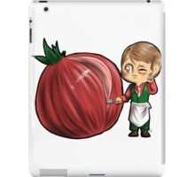 Hannibal vegetables - Onion iPad Case/Skin
