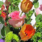 Birthday Blooms by MichelleR