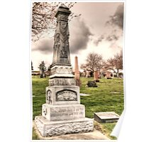 St.Peters Cemetery Poster