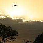 Easter Saturday Sunrise by Kezzarama