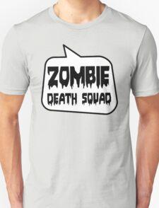ZOMBIE DEATH SQUAD by Bubble-Tees.com T-Shirt
