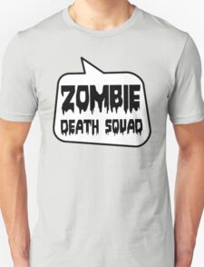 ZOMBIE DEATH SQUAD by Bubble-Tees.com T-Shirt