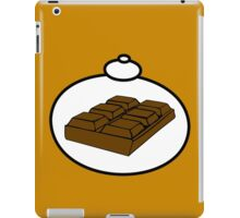 Chocolate by Bubble-Tees.com iPad Case/Skin
