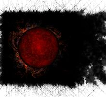 black sky sun by dennis william gaylor